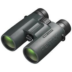 【送料無料】 ペンタックス ZD 8x43 ED(グリーン) 8倍双眼鏡