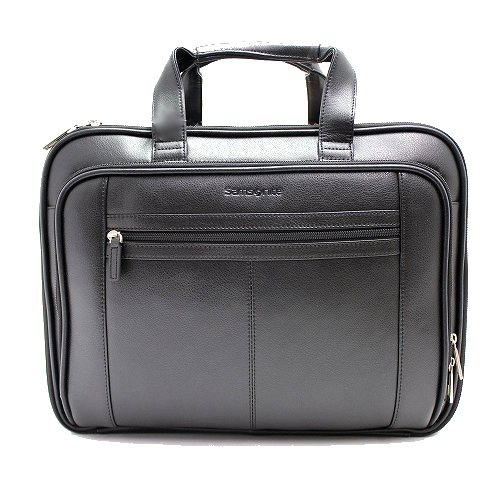 サムソナイト 43122 1041 Checkpoint Friendly Leather Business Case
