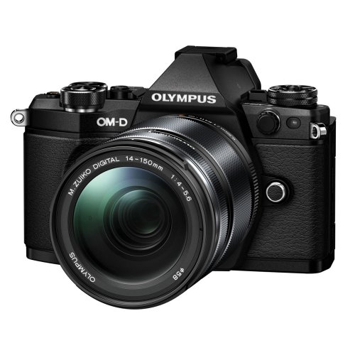 【長期保証付】オリンパス OM-D E-M5 MarkII 14-150mm II レンズキット(ブラック)