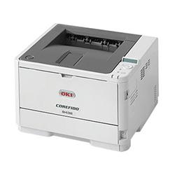 OKI B432dnw COREFIDO(コアフィード) モノクロLEDプリンター A4対応