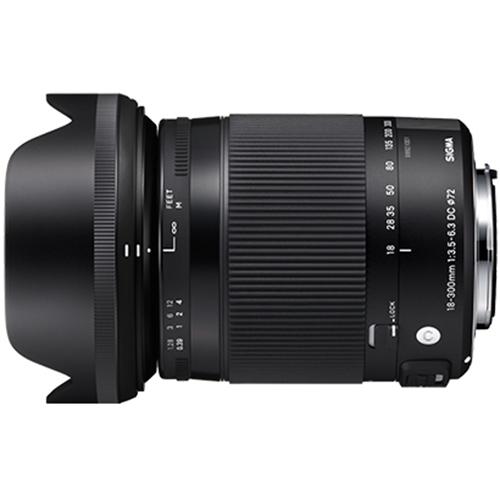 シグマ 18-300mm F3.5-6.3 DC MACRO OS HSM シグマ用