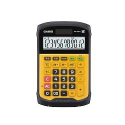 【在庫あり】14時までの注文で当日出荷可能! CASIO WM-320MT(イエロー) 卓上電卓 12桁 防水・防塵タイプ