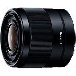 ソニー FE 28mm F2