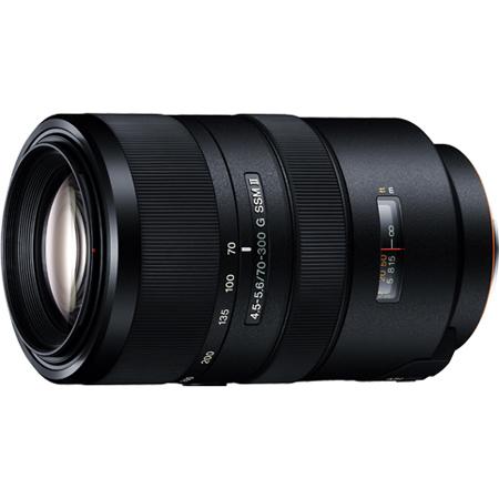 ソニー 70-300mm F4.5-5.6 G SSM II