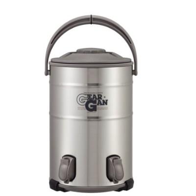 ピーコック IDS-W150 Wコックステンレスキーパー 15L IDSW150ひんやり 熱対策 アイス 冷感 保冷 冷却 熱中症 涼しい クール 冷気
