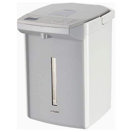 【長期保証付】タイガー魔法瓶 PIJ-A300-W(ホワイト) とく子さん 蒸気レスVE電気まほうびん 3.0L
