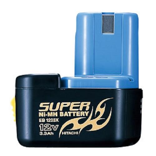 ハイコーキ EB1233X スーパー水素電池