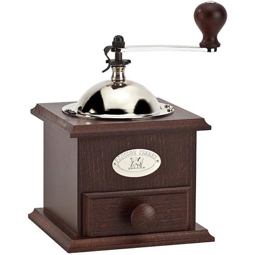プジョー コーヒーミル NOSTALGIE(ノスタルジー) 茶木ドーム 21cm 841-1