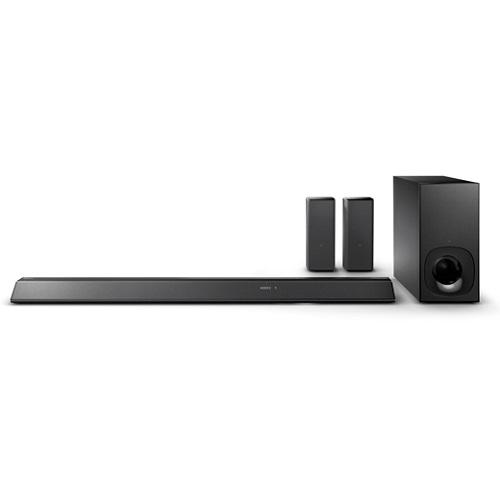 【長期保証付】SONY ソニー 5.1ch ホームシアターシステム HT-RT5 Bluetooth対応 省スペース 4K信号スピーカーシステム