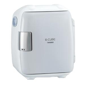 ツインバード工業(TWINBIRD) 保冷・保温庫 5.5L D-CUBE S HR-DB06GY(グレー)