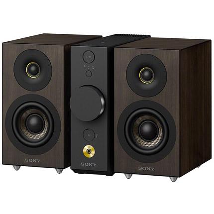 ソニー CAS-1-B(ブラック) Bluetoothワイヤレススピーカーシステム