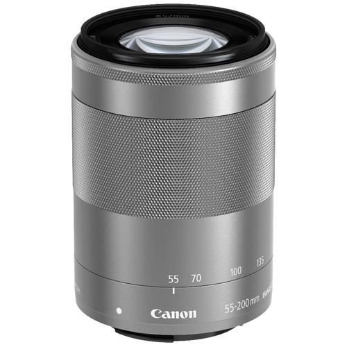 【長期保証付】CANON EF-M55-200mm F4.5-6.3 IS STM SL