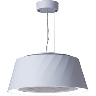 富士工業 cookiray(クーキレイ) C-BE511-W(ホワイト) LEDペンダントライト 調光・調色 リモコン付