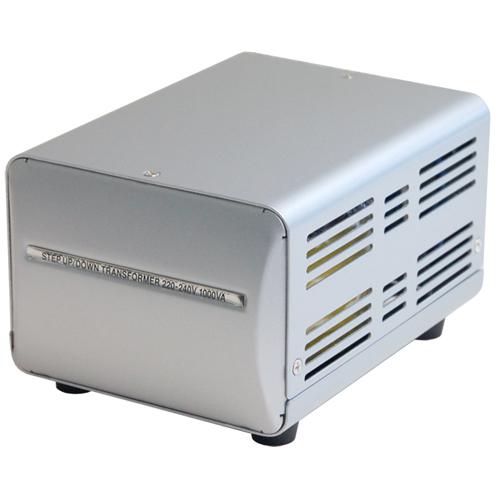 カシムラ(kashimura) 海外国内用薄型変圧器220-240V/1000VA NTI-18