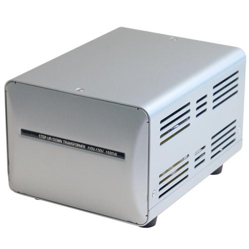 カシムラ NTI-149 海外国内用薄型変圧器110-130V/1500VA
