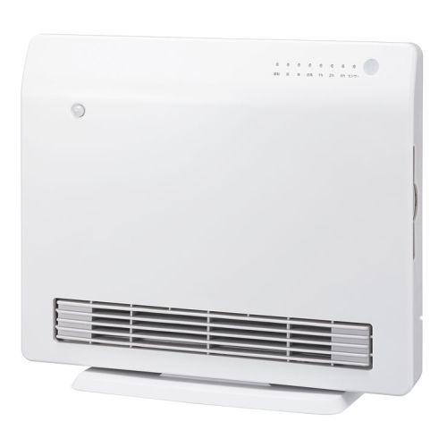 スリーアップ CH-T1835-WH(ホワイト) 人感センサー付 ミニパネルセラミックヒーター 800W/1200W