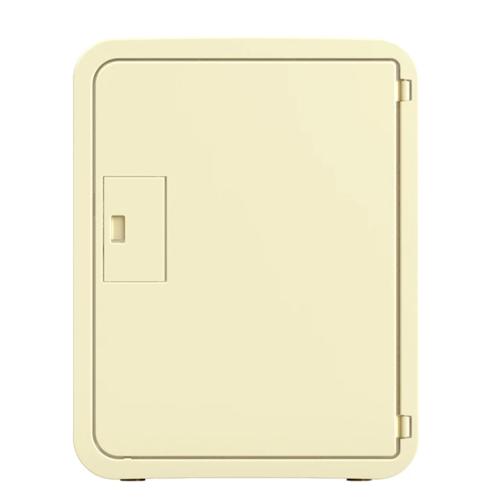 ナスタ B1M-C-ABE(アイボリーベージュ) スマポ STANDARD(シリンダー錠) 戸建て用宅配ボックス