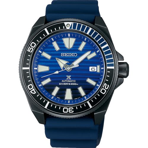 【長期保証付】セイコー SBDY025 PROSPEX(プロスペックス) ダイバースキューバ Save the Ocean Special Edition