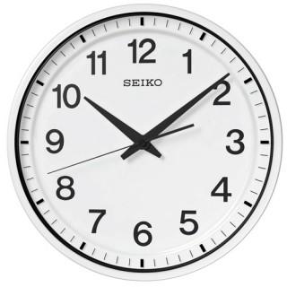 セイコー GP214W(ホワイト) 衛星電波掛時計