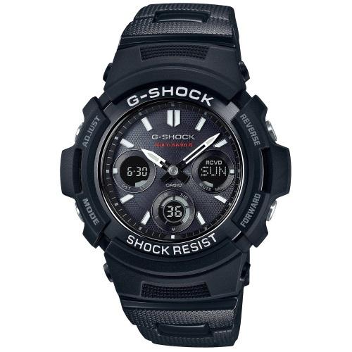 CASIO AWG-M100SBC-1AJF G-SHOCK ジーショック ソーラー電波 メンズ