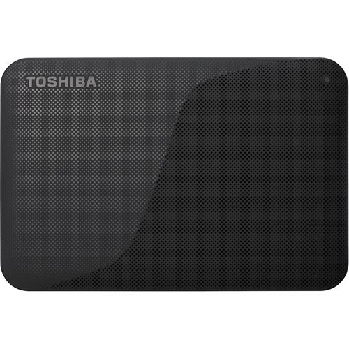 東芝 HD-AC20TK(ブラック) ポータブルHDD 2TB USB3.0接続