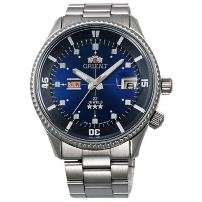 オリエント WV0031AA ワールド ステージ コレクション 機械式時計 (メンズ)