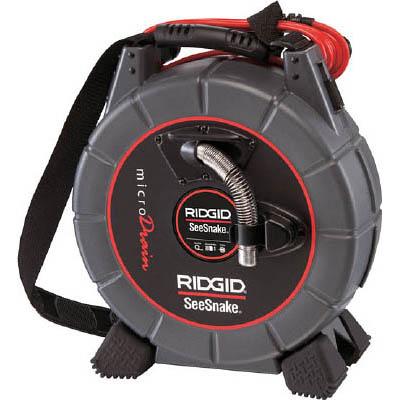 Ridge Tool Company 37473 マイクロドレインD65Sリール 22M マイクロエクスプローラー用