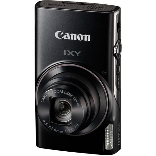 CANON IXY 650(ブラック) コンパクトデジタルカメラ Wi-Fi対応