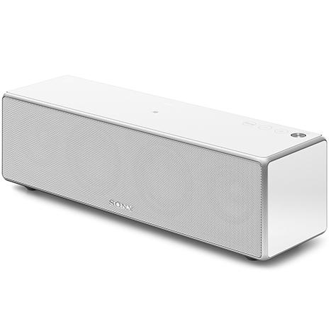SONY ソニー ワイヤレススピーカー ハイレゾ音源対応 Bluetooth接続/2.2chサウンド/LDAC対応 SRS-ZR7-W(ホワイト)