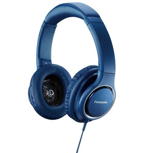 パナソニック RP-HD5-A(ブルー) ステレオヘッドホン ハイレゾ対応