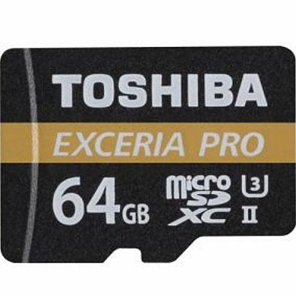 東芝 MUX-A064G microSDXCメモリカード 64GB CLASS10