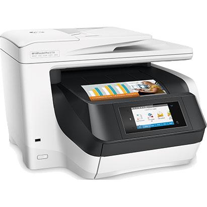 【長期保証付】HP OfficeJet Pro(オフィスジェットプロ) 8730 D9L20A#ABJ インクジェット複合機 A4対応