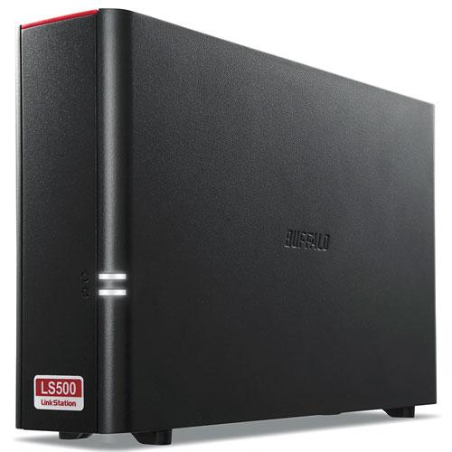 バッファロー LS510D0101 LinkStation(リンクステーション) ネットワークHDD 1TB 1ベイ