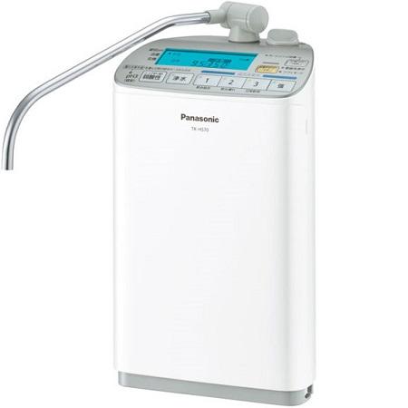 【長期保証付】パナソニック TK-HS70-W パールホワイト 還元水素水生成器 据え置き型