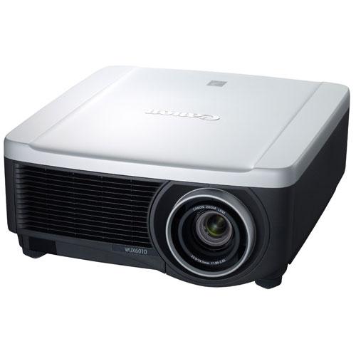 CANON WUX6010 パワープロジェクター 6000ml WUXGA 高輝度レンズ交換モデル