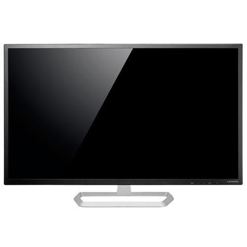 IODATA LCD-MF321XDB(ブラック) 31.5型ワイド 液晶ディスプレイ