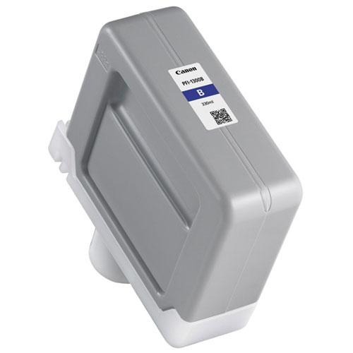 CANON PFI-1300 B 純正 インクタンク ブルー 330ml