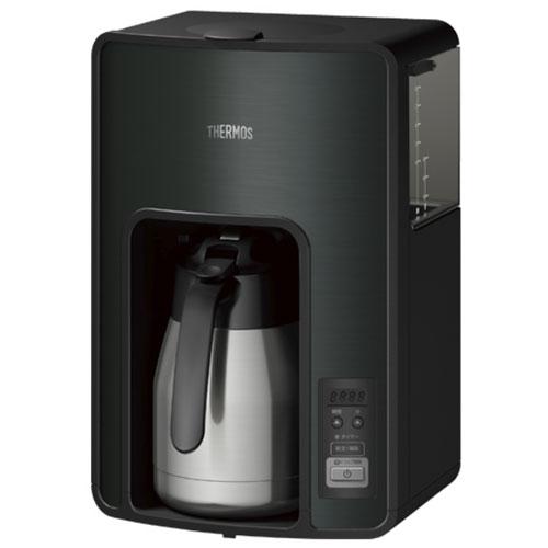サーモス ECH-1001-BK(ブラック) 真空断熱ポット コーヒーメーカー