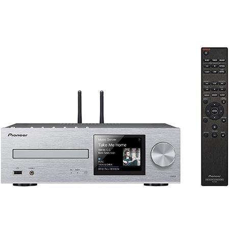 パイオニア XC-HM86-S(シルバー) ネットワークCDレシーバー HM86シリーズ ハイレゾ対応