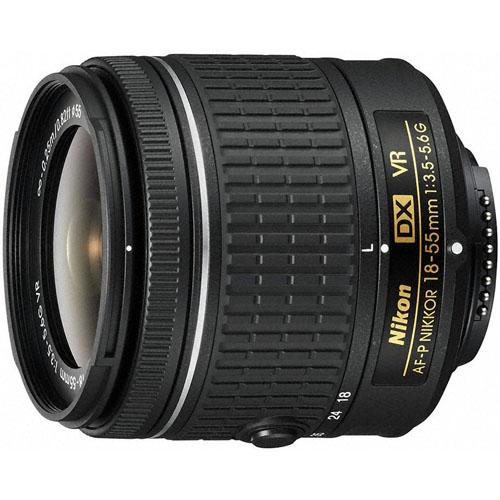 ニコン AF-P DX NIKKOR 18-55mm f/3.5-5.6G VR