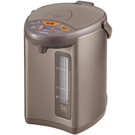 象印 CD-WU30-TM(メタリックブラウン) マイコン沸とう電動ポット 3.0L