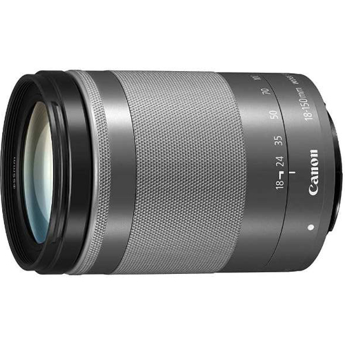 【長期保証付】CANON EF-M18-150mm F3.5-6.3 IS STM SL(シルバー)