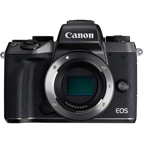 【長期保証付】CANON(キヤノン) ミラーレス一眼カメラEOS M5 ボディ