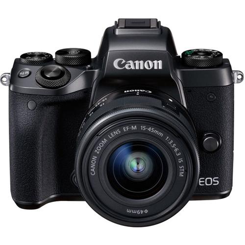 【長期保証付】CANON EOS M5 EF-M15-45 IS STM レンズキット
