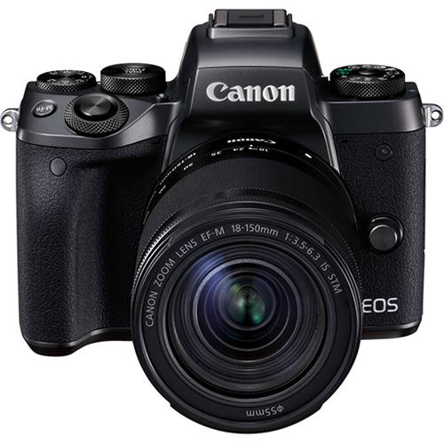 【長期保証付】CANON EOS M5 EF-M18-150 IS STM レンズキット