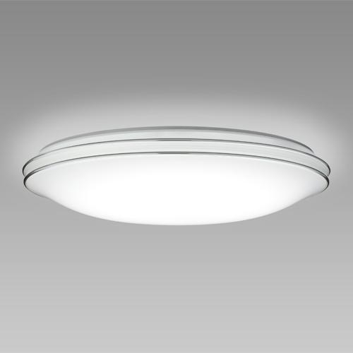 ホタルクス(NEC) HLDZG1892 LEDシーリングライト 調光タイプ 昼光色 ~18畳 リモコン付 LIFELED'S