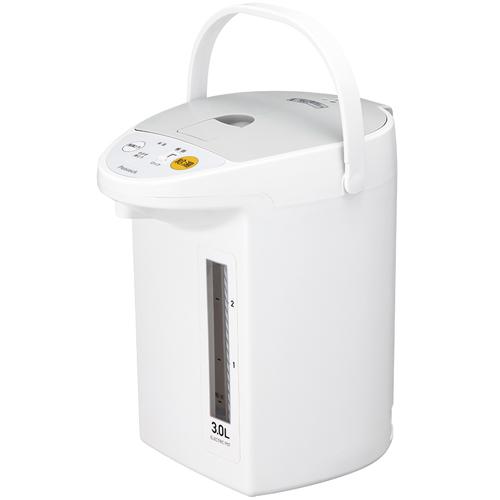 【在庫あり】14時までの注文で当日出荷可能! ピーコック WMZ-30 電動給湯ポット 3.0L