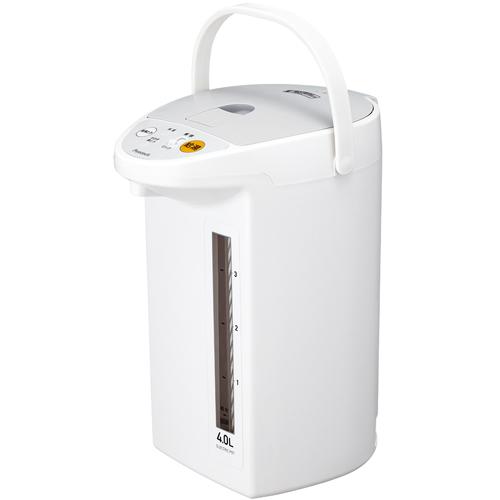 在庫あり 14時までの注文で当日出荷可能 ピーコック 4.0L 電動給湯ポット 訳あり商品 WMZ-40 供え