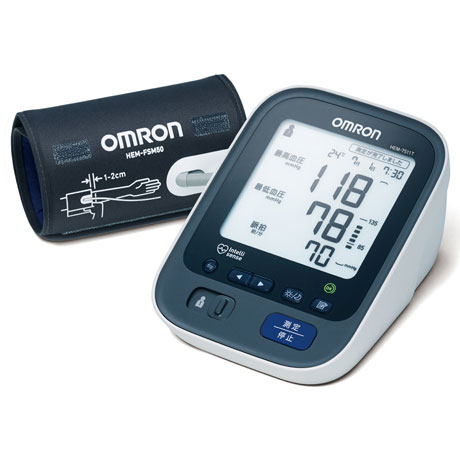 【長期保証付】オムロン(OMRON) 上腕式血圧計 上腕式血圧計 HEM-7511T HEM-7511T, 浪越軒:24e5d50e --- sunward.msk.ru