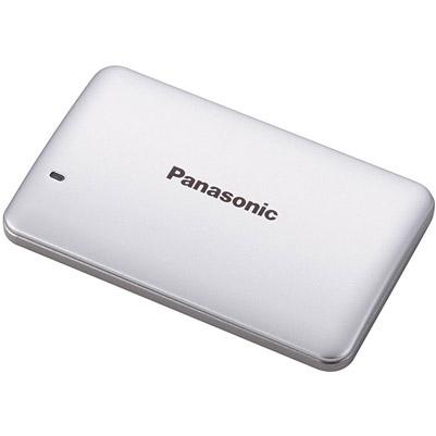 パナソニック RP-SUD256P3(シルバー) ポータブルSSD 256GB USB 3.1(Gen1) /3.0/2.0接続 耐衝撃